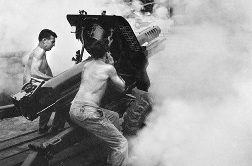 Tentara Australia di Perbatasan Serawak -Kalimantan Barat, 1965