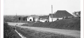 Kawasan Candi Baru , Semarang, sekitar 1930-an