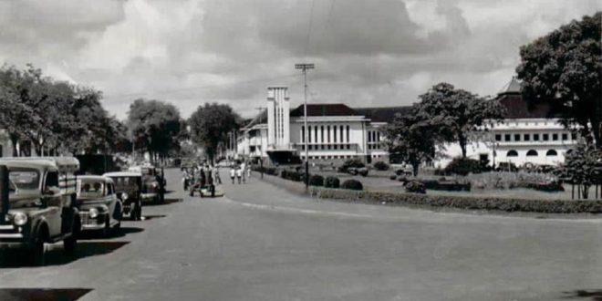 Kawasan Bodjong Semarang Sekitar Dekade 1930-an