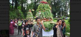 Tradisi Grebeg Suran di Festival Baturraden