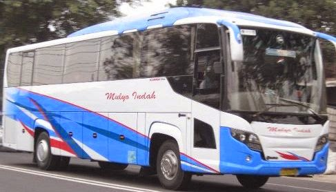 Bus Jakarta Semarang Super Excecutive Mulyo Indah 2019