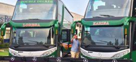 Bus Jakarta Semarang Lorena 2019