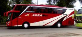 Bus Jakarta Semarang Agra Mas 2019