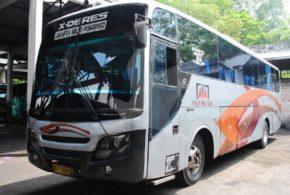Bus Jakarta Semarang Majoe Utama Berangkat Pagi 2019