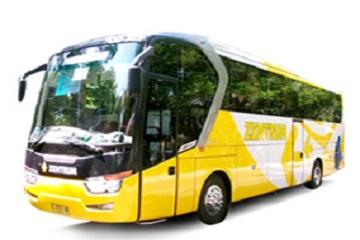 Bus Jakarta Semarang 2019 dengan PO Trans Zentrum