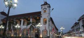 Mulai Januari 2020 di Kota Lama Semarang Bebas Kendaraan 24 Jam