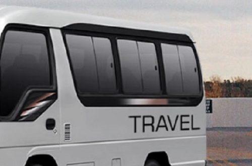 Travel Solo Pemalang Slawi Pakai Luxio Faiz Travel