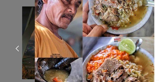 Soto Kwali Mas Di Solo, Dimasak Pakai Kayu Bakar dan Kwali Tanah Liat