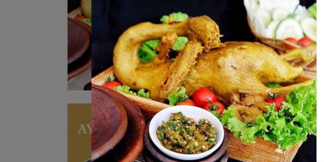 Bebek dan Ayam Ingkung Cukup 60 K dan 55 K