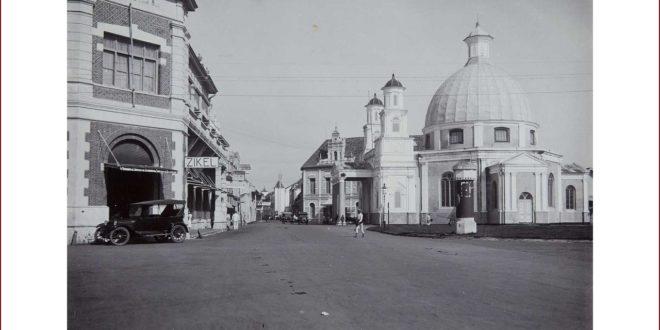 Gereja Blenduk Kota Lama Semarang