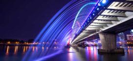 Semarang Bridge Fountain ala Banpo di Sungai Han, Korea, Inilah Jadwalnya