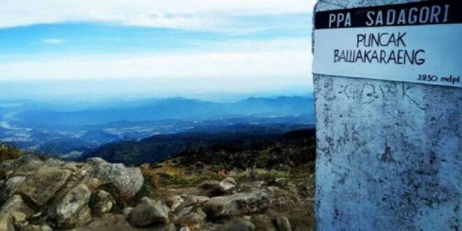 3 Pendaki Tewas di Gunung Bawakaraeng, Ini Mitos dan Mistisnya Gunung Mulut Tuhan