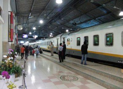 Kereta Surabaya Semarang Via Gubeng dan Pasar Turi 2019