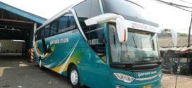 Bus Jakarta Semarang Bisnis AC Garuda Mas 2019