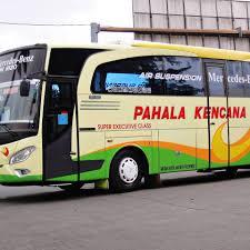 Bus Jakarta Semarang Eksekutiv dan VIP Pahala Kencana Juli 2019