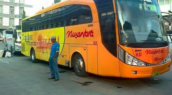 Bus Jakarta Semarang Nusantara Excecutive Juli 2019