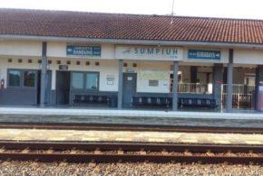 Kereta Sumpiuh Banyumas Jakarta Terbaru 2019