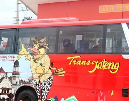 BRT Trans Jateng Butuh Karyawan, Ini Persyaratannya