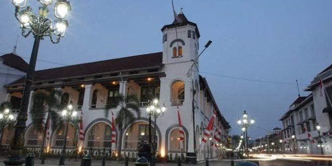 Destinasi Wisata Kota Lama Semarang, Dari Kuliner hingga Hotel Vintage