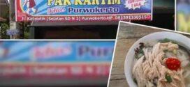 Kuliner Khas Banyumas : Nikmatnya Sahoun Ayam Pak Katim