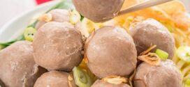 RESEP KITA : Bahan dan Cara Buat Bakso Daging Sapi Antigagal dan Uenak!